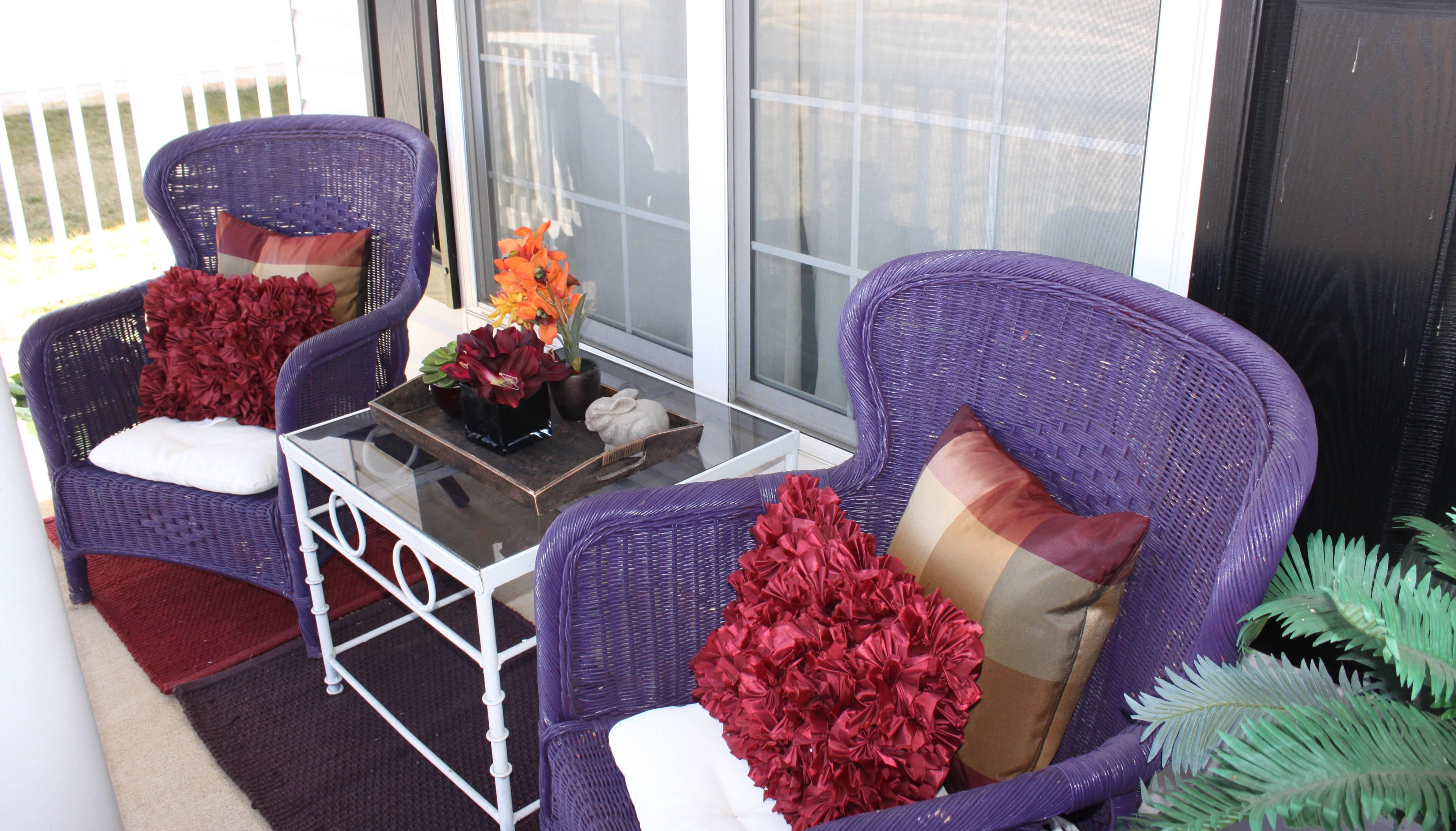 The Purple Porch
