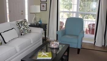 Inverting The Palette Living Room Makeover