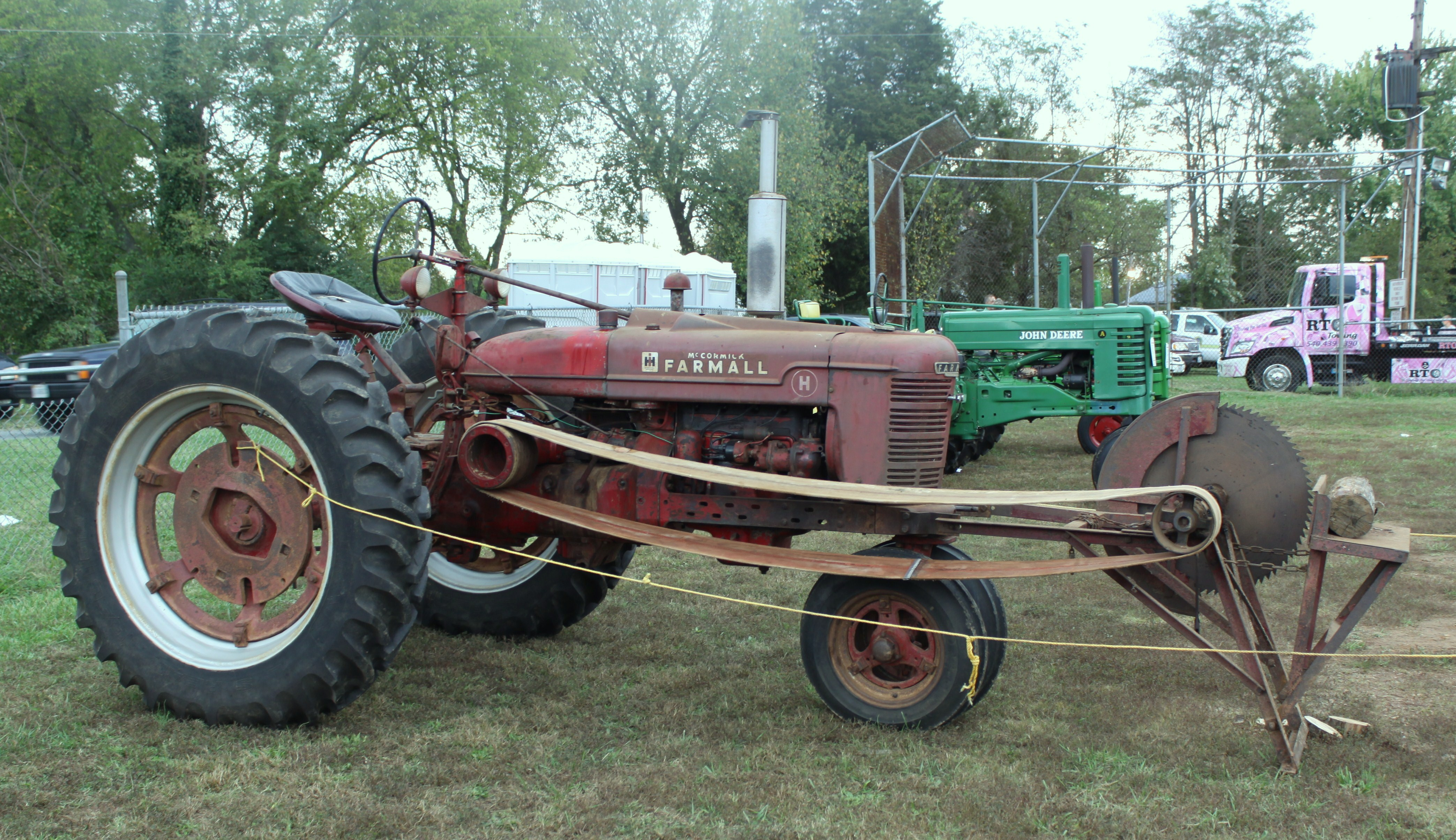 Antique Tractor Shows : Remington virginia antique car truck and tractor show