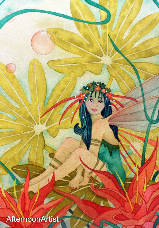 Rainforest Fairy