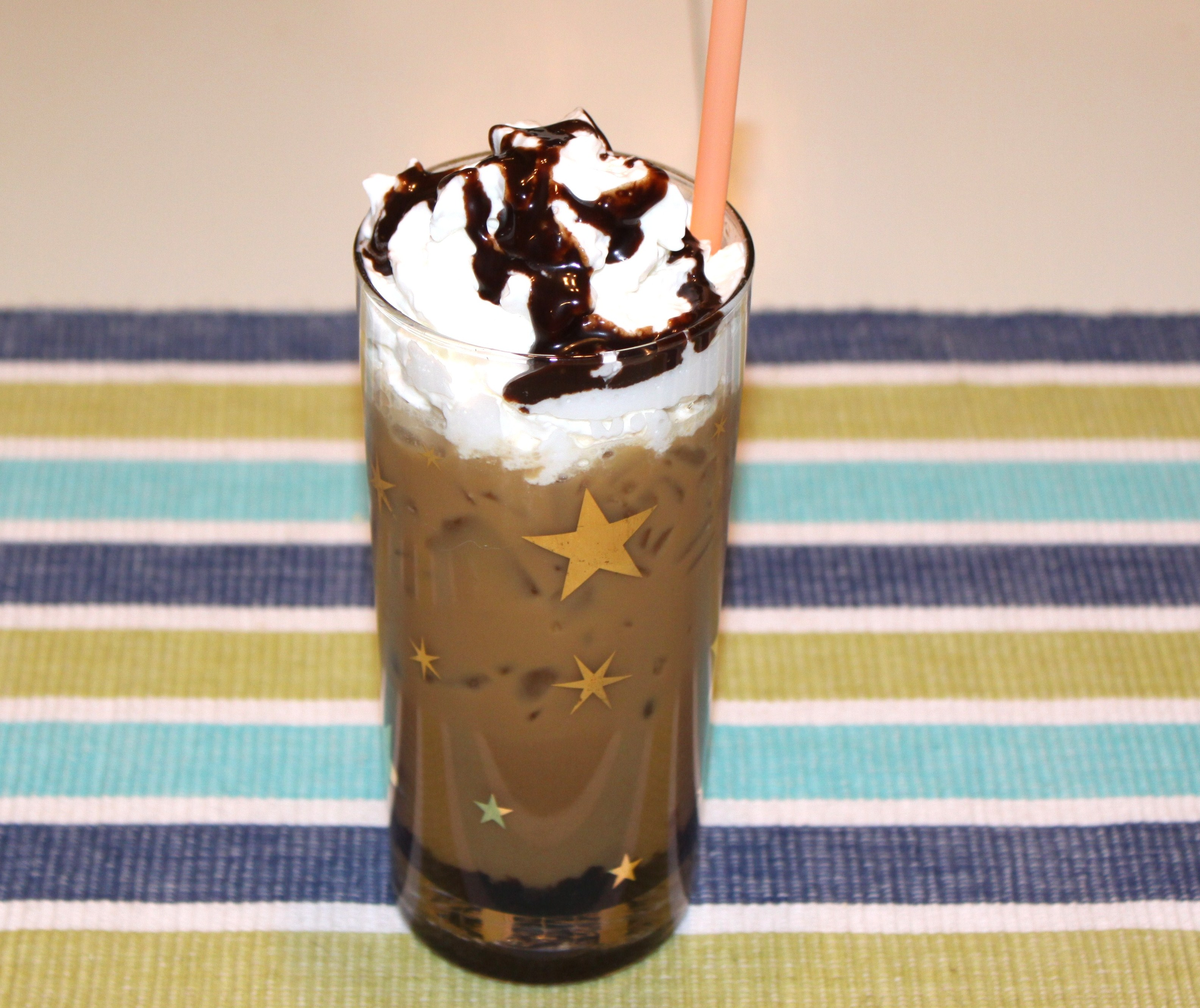 How To Make A McDonald's McCafe Iced Mocha At Home