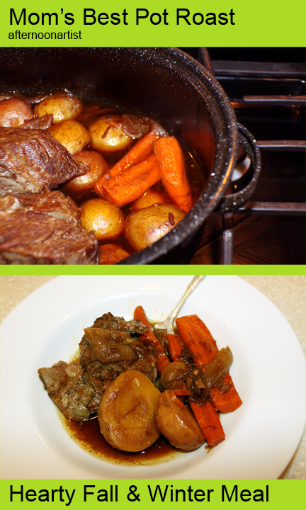 Mom's best pot roast