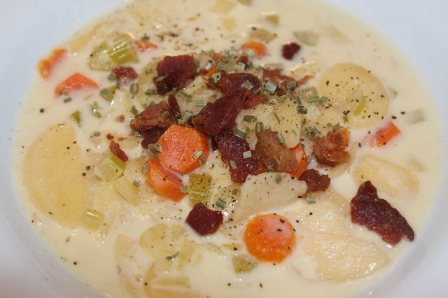 Au Gratin Potato Soup2
