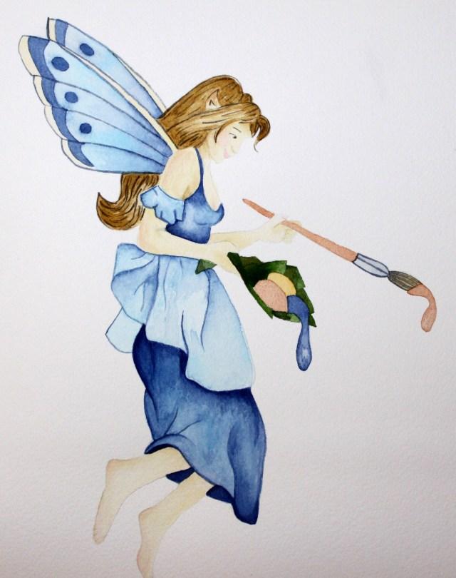 Cindy's Fairy Artist