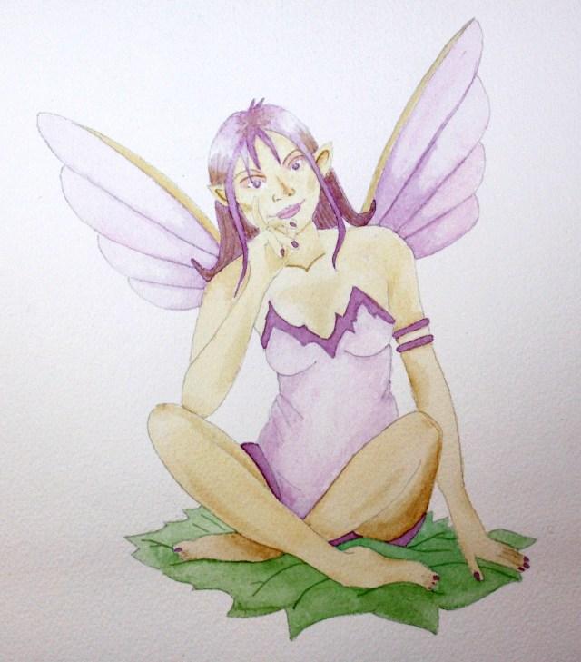 Jenny's Leaf Fairy
