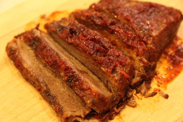 Oven Baked BBQ Brisket1