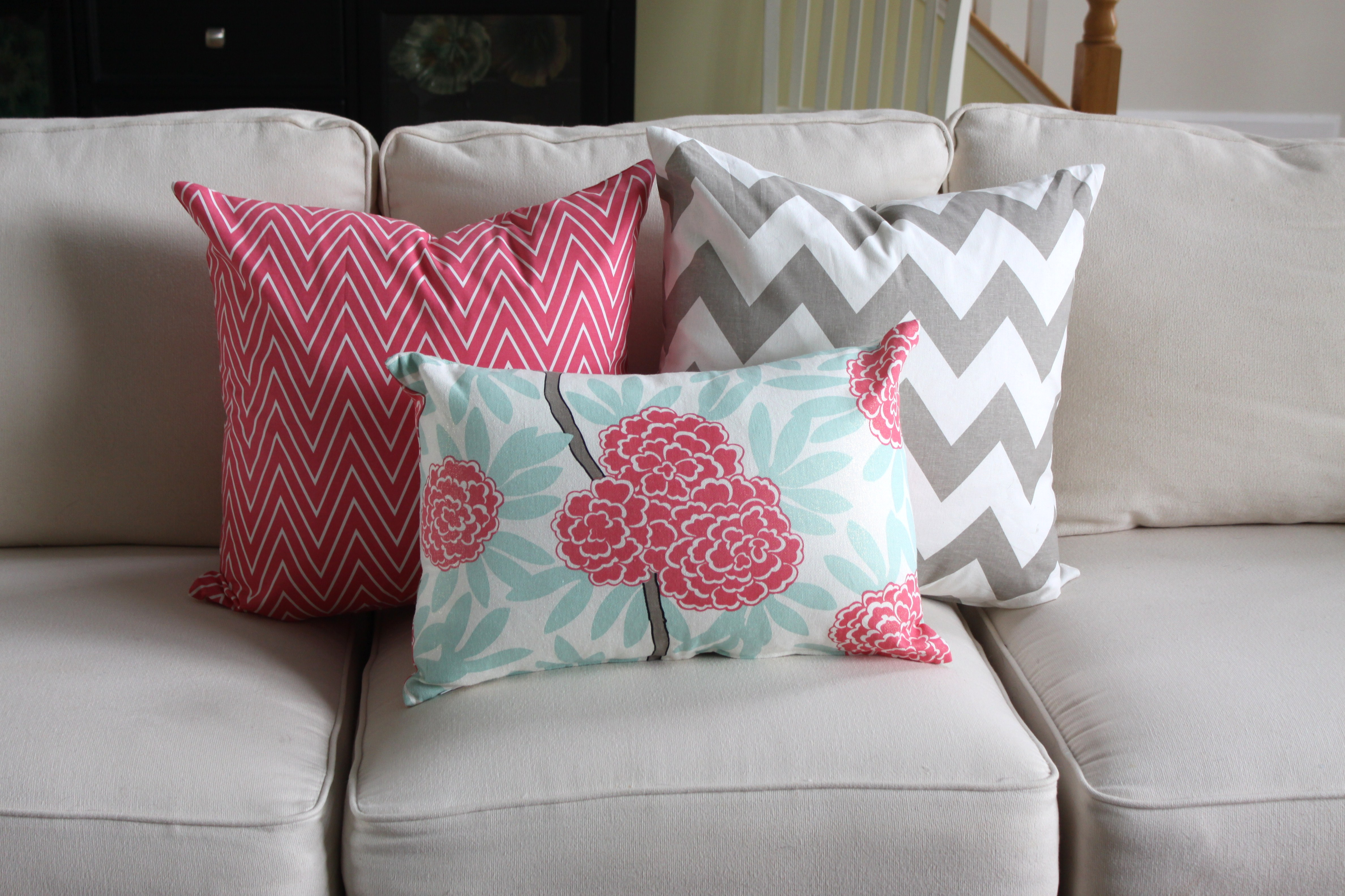 Couldn T Resist These Pretty Pillow Covers By Caitlin Wilson You