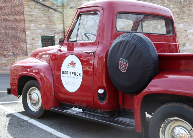 1954 Ford Truck from Tommy Hilfiger's Connecticut Farm1