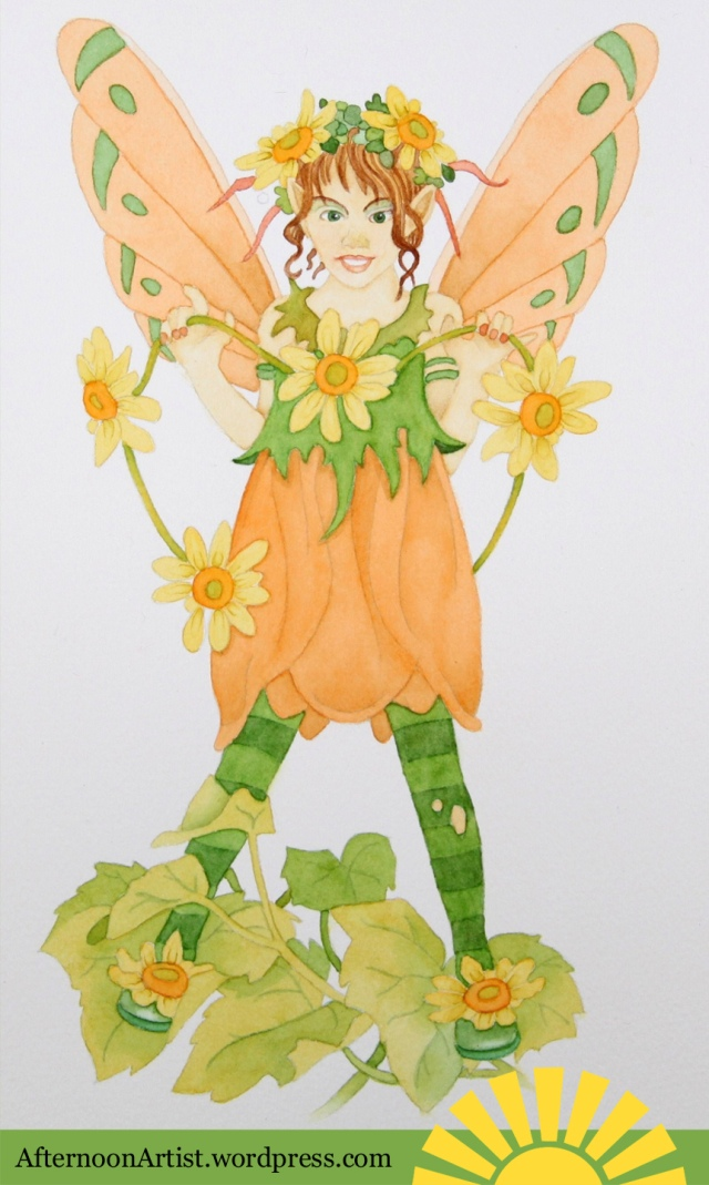 Daisy Chain Fairy