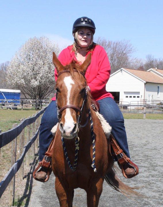 Me Riding Abbot2