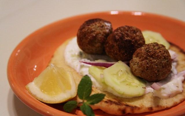 Meatball Gyros