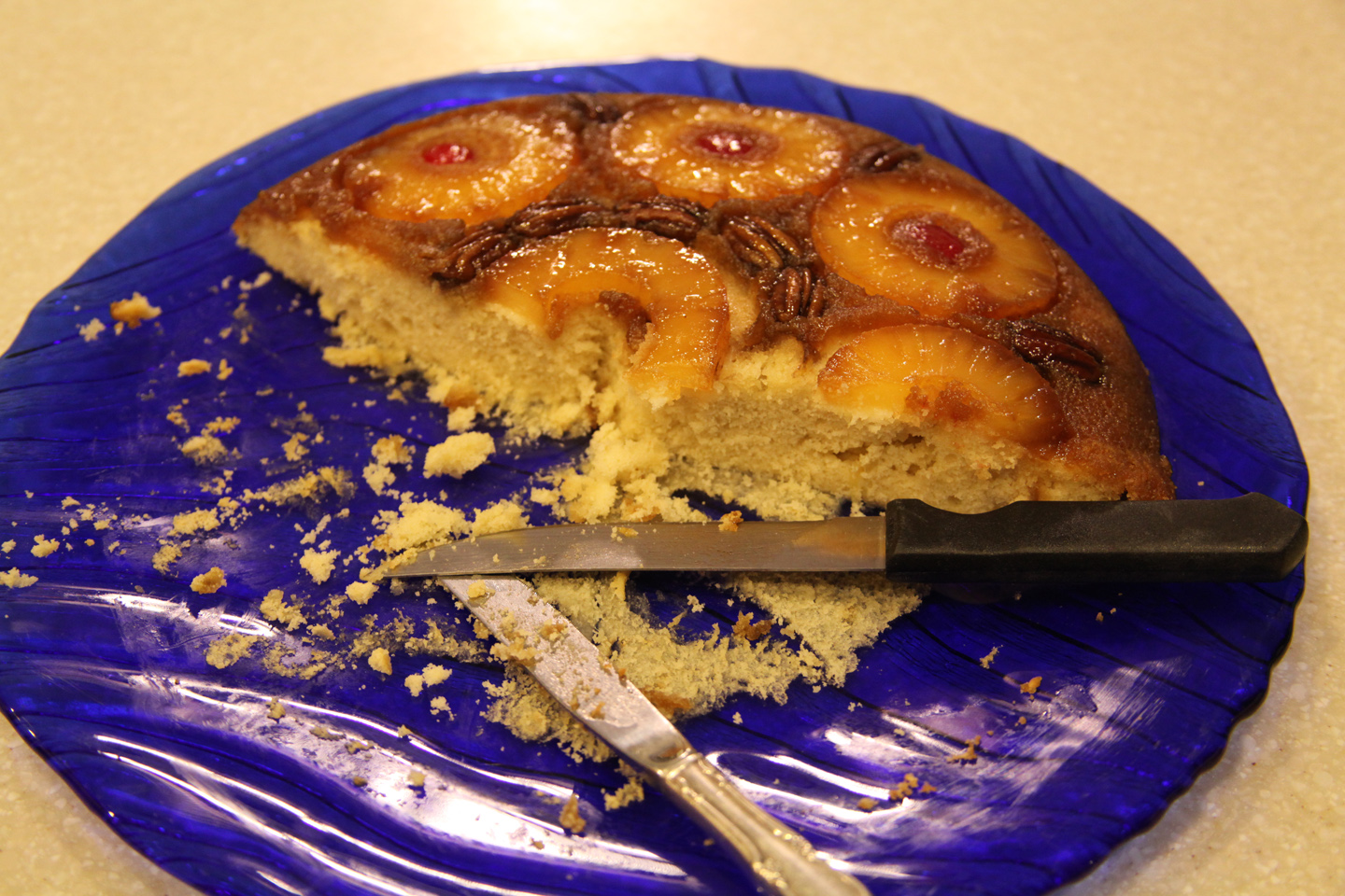you'll need to make old-fashioned pineapple upside down cake