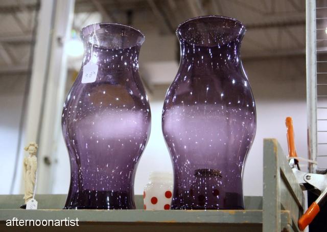 antique purple hurricanes