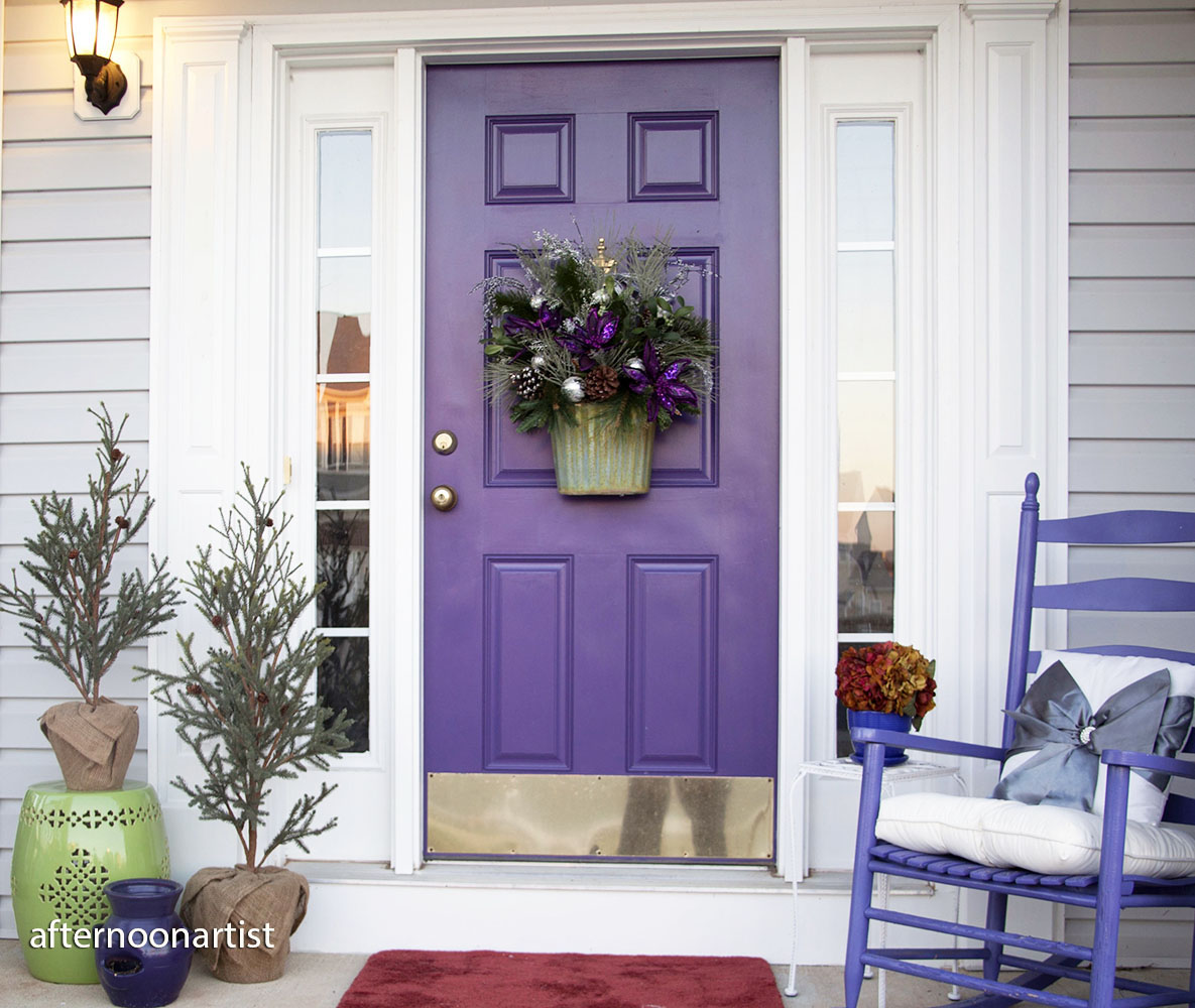 1000 #7F3D41 Purple Front Door Afternoon Artist wallpaper Purple Front Doors 47051185
